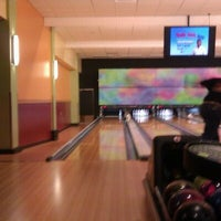 Photo taken at Celebrity Lanes Bowling by Jeannie W. on 1/16/2012