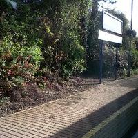 Photo taken at Sydenham Station by Karla P. on 9/18/2011
