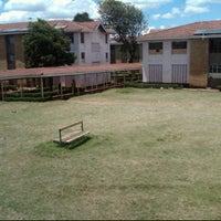 Photo taken at Soweto Hostels by Henry S. on 10/21/2011