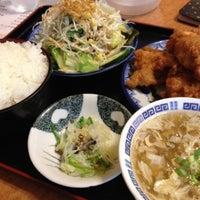 Photo taken at 大連飯店 大川店 by iwanamy i. on 6/28/2012