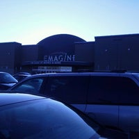 Photo taken at Emagine Woodhaven by Amy U. on 2/4/2012