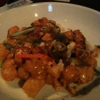 Photo taken at Bar Louie by Jamie S. on 3/4/2012