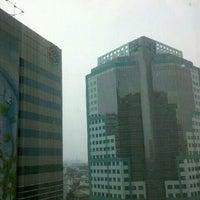 Photo taken at Maleenont Tower by Jirasak N. on 3/12/2012