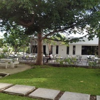 Photo taken at Universidad del Caribe by Juan Manuel L. on 5/23/2012