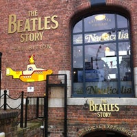 Photo taken at The Beatles Story by honeypie on 5/19/2012