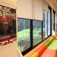 Photo taken at British Council Singapore by Poovan D. on 8/17/2012