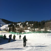 Photo taken at Deer Valley Resort by Connie S. on 3/4/2012
