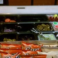 Photo taken at Subway by Nilaja A. M. on 9/15/2011
