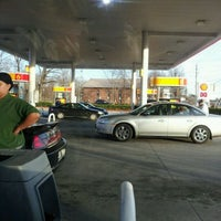 Photo taken at Shell by Christy S. on 12/26/2011