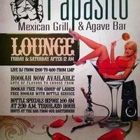 Photo taken at Papasito Mexican Grill And Agave Bar by 🍌madbanana on 3/28/2011