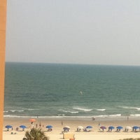 Photo taken at Shore Drive Beach by Danielle S. on 6/7/2011
