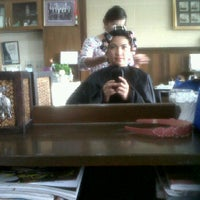Photo taken at Hair Zone & Spy by pattra s. on 12/11/2011