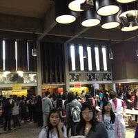 Photo taken at Student Life Centre (SLC) by Daisy L. on 3/25/2012