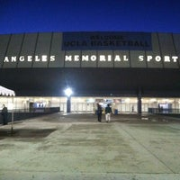 Photo taken at Los Angeles Memorial Sports Arena by Erik S. on 2/16/2012