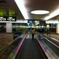 Photo taken at Terminal 1 Arrival Hall by Edy S. on 6/4/2012