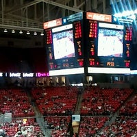 Photo taken at TTU - United Supermarkets Arena by Roddy O. on 1/7/2012