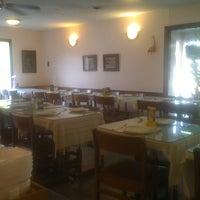 Photo taken at Esan Thai Restaurant by Donrudee S. on 7/26/2011