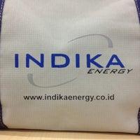 Photo taken at PT. Indika Energy Tbk by Zareena C. on 7/31/2012
