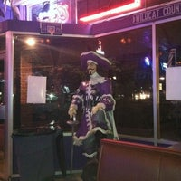 Photo taken at Bomb Bar by Jason D. on 8/17/2011