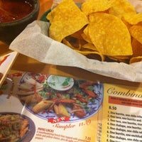 Photo taken at Las Palmas Restaurant - Wade Green Rd. by Charles H. on 9/14/2011