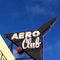 Photo taken at The Aero Club Bar by Scott M. on 5/27/2011