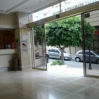 Photo taken at Marbella INN Centre, Hotel by Alejandro M. on 4/27/2012