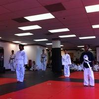 Photo taken at Kang's Martial Arts by Gobinath M. on 3/3/2012