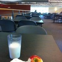 Photo taken at Dewick-MacPhie Dining Hall, Tufts University by Dixon M. on 9/12/2011