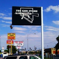 Photo taken at The Gun Store by George H. on 9/3/2011