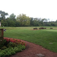 Photo taken at Indian Boundary Golf Course by Joe O. on 7/22/2012