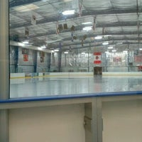 Photo taken at Mid-South Ice House by Laura R. on 1/3/2012