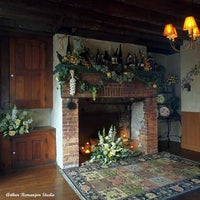 Photo taken at The Elkridge Furnace Inn by Naptown . on 1/1/2012