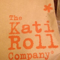 Photo prise au The Kati Roll Company par Jason O. le3/5/2012