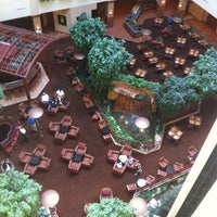 Photo taken at Embassy Suites by Hilton Hot Springs Hotel & Spa by Jeremy M. on 8/4/2011