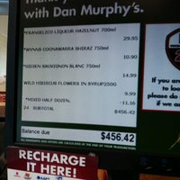 Photo taken at Dan Murphy's by Ash S. on 10/7/2011