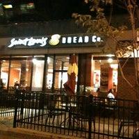 Photo taken at Saint Louis Bread Co. by Diane W. on 9/23/2011