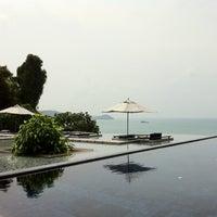 Photo taken at Baba Pool Club At Sri Panwa by Miriam W. on 6/27/2011