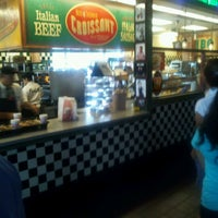 Photo taken at Portillo's by Ryan L. on 7/10/2012