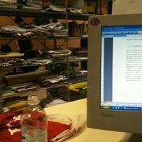 Photo taken at Dipartimento di Filosofia E Comunicazione by Chiara G. on 7/12/2011