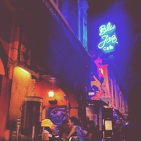 Photo taken at Blu Jaz Cafe by Tashes on 6/25/2012