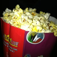 Photo taken at Regal Cinemas Hunt Valley 12 by Dennis O. on 4/7/2012