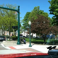Photo taken at Downtown Plymouth by Mike A. on 4/27/2012