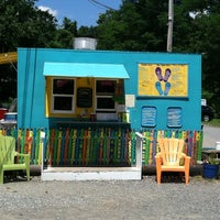 Photo taken at Williamsburg Snack Bar by Jason B. on 7/8/2012