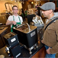 Photo taken at Starbucks by Rickalous on 1/27/2012