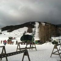 Photo taken at Waterville Valley Ski Area by Sean Patrick B. on 2/18/2012