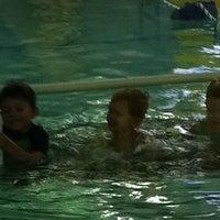 Photo taken at Little Otter Swim School by Tracy F. on 11/8/2011