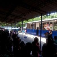 Photo taken at Centro Escolar Dr. Eusebio Cordón Cea by Chamba on 1/27/2012