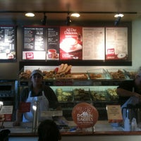 Photo taken at Bruegger's by Brad A. on 4/21/2012