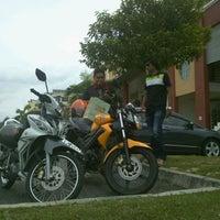 Photo taken at Kolej Kemahiran Tinggi Mara, Beranang, Selangor by Id L. on 1/28/2012
