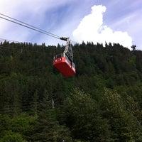 Photo taken at Mount Roberts Tramway by Ashley R. on 7/30/2011